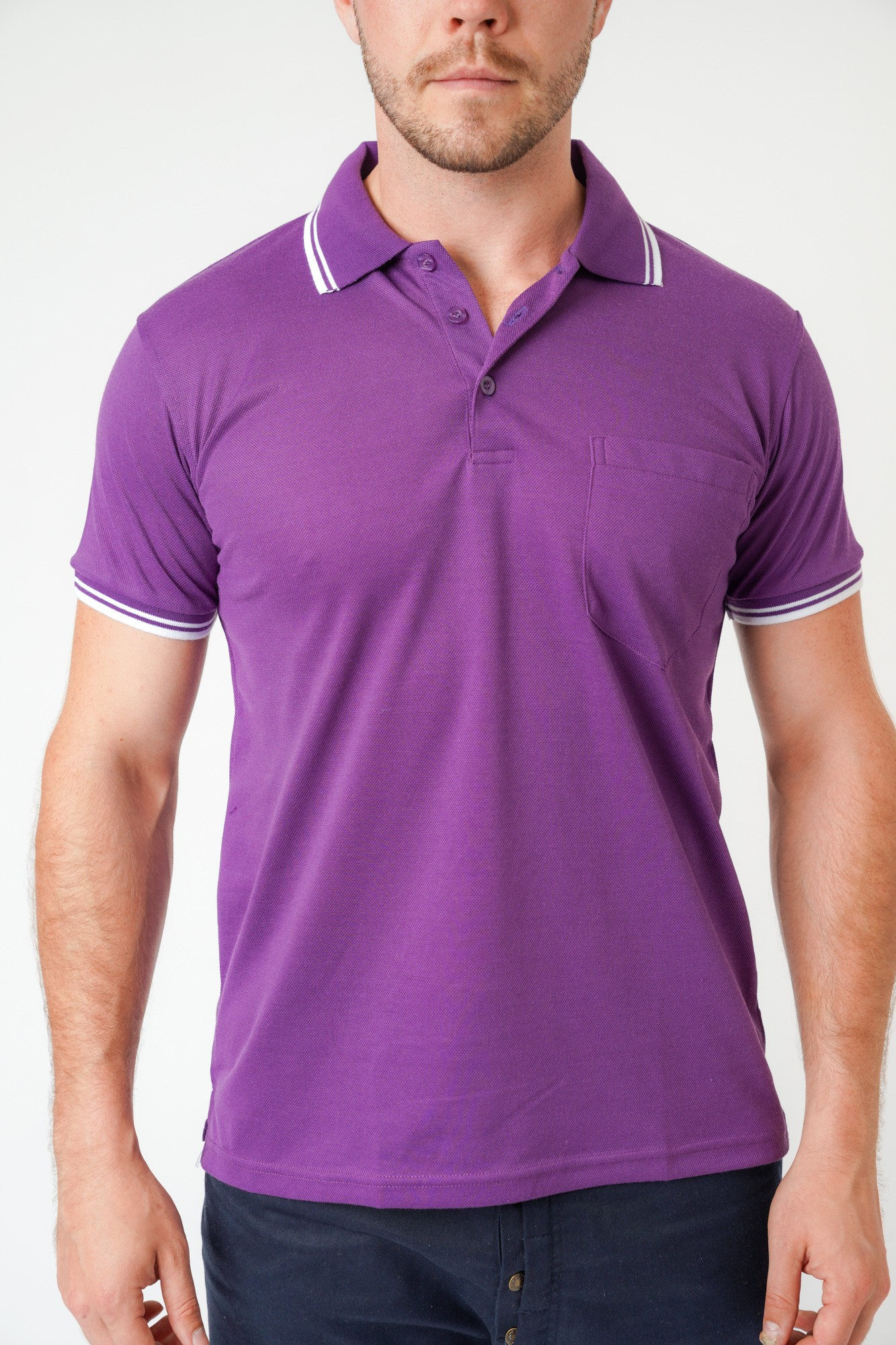 Tipping Polo Shirt