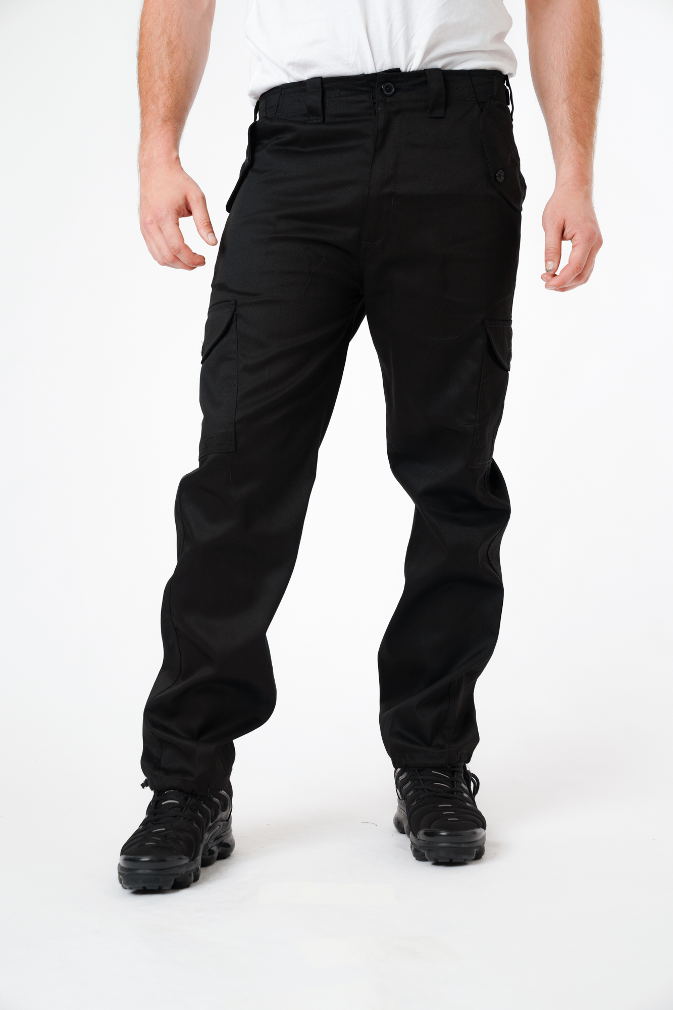 Combat Drawstring Work Trouser