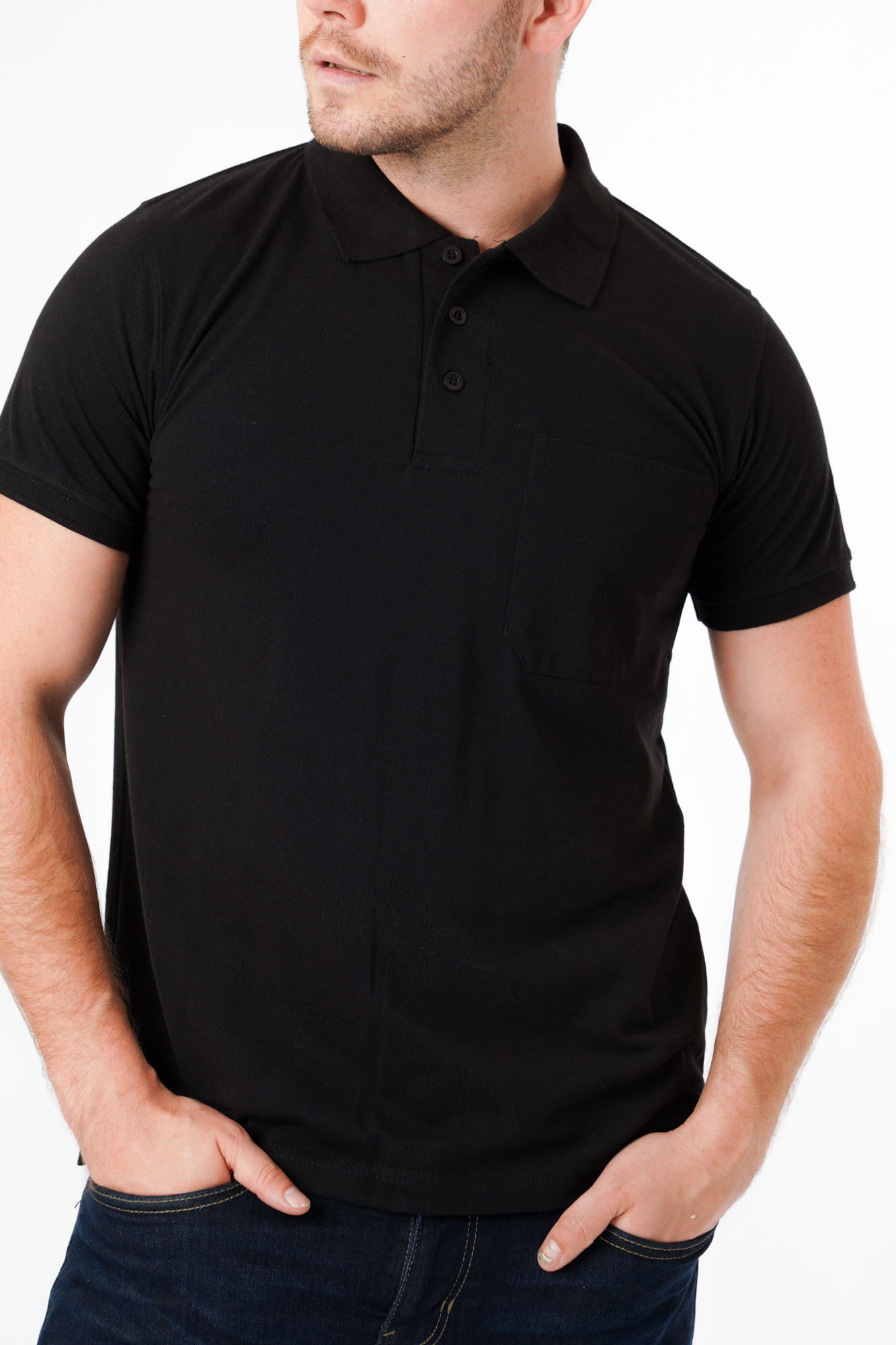 Plain Polo Shirt